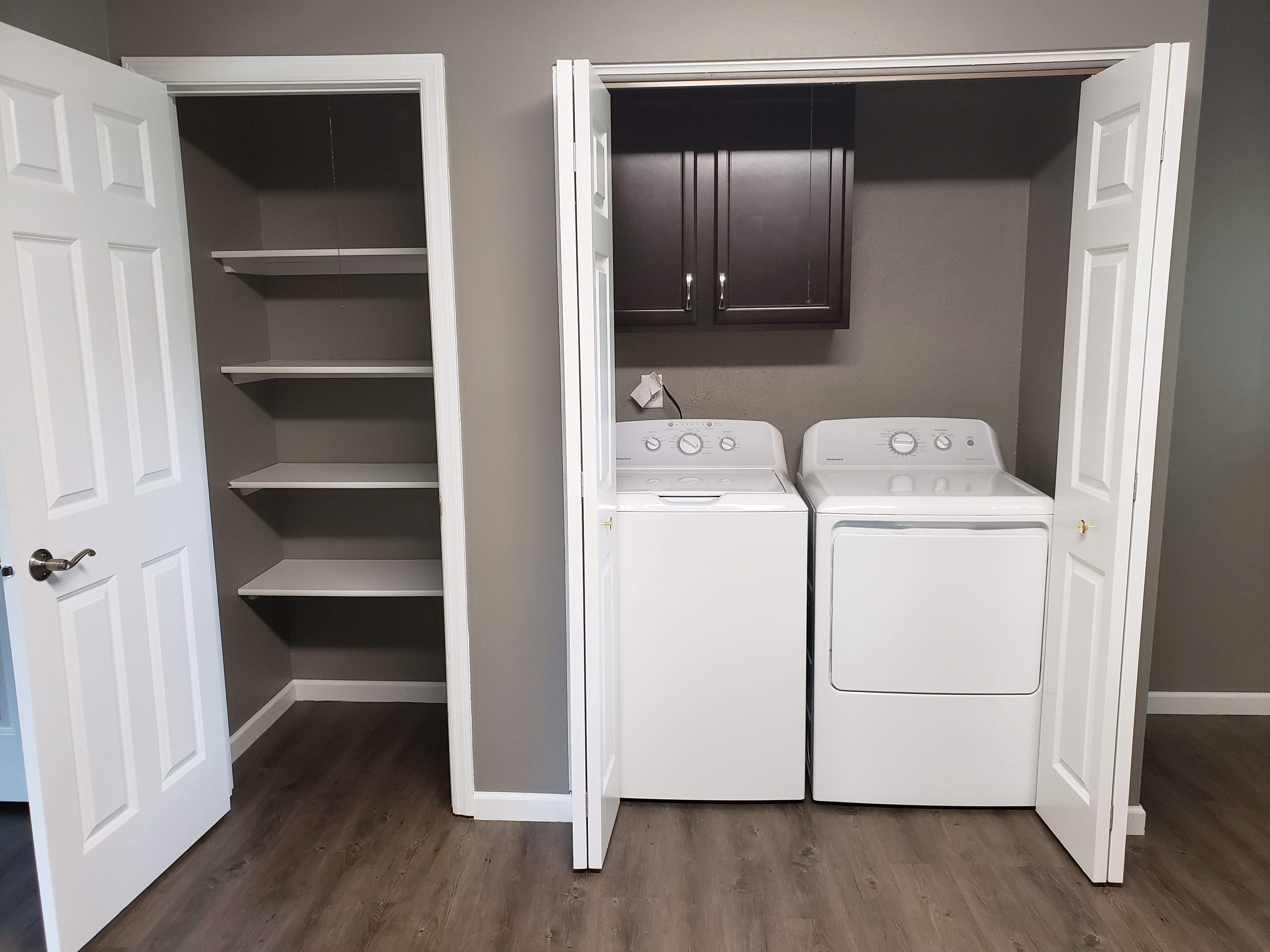 Pantry and Laundry Area
