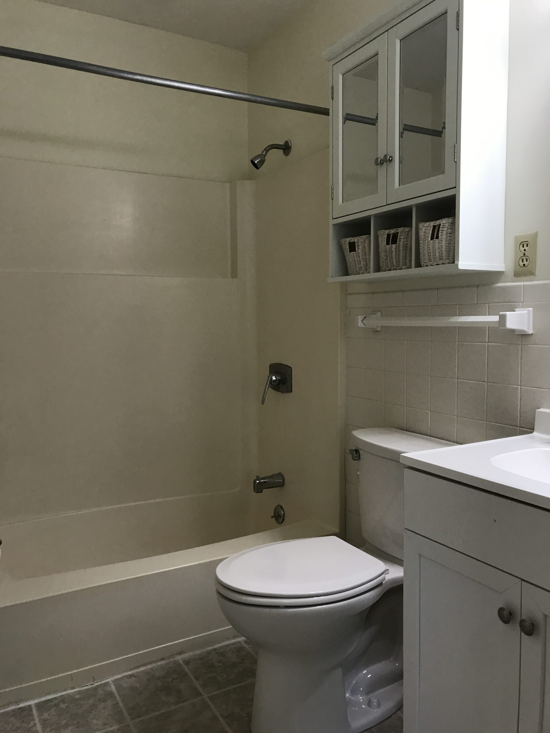 Tub/ SHower unit